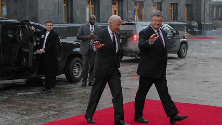 Они помогали Байдену и Соросу мутить с газом на Украине: Баширов о слитых переговорах Порошенко