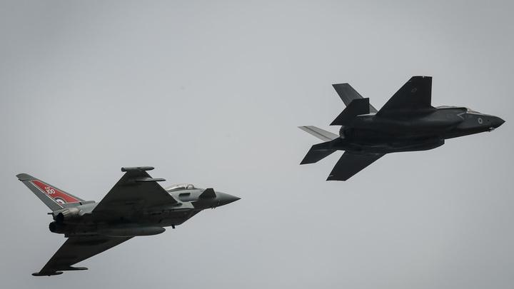 Ил-20 над Балтикой. Британцы сообщили о перехвате русского военного борта