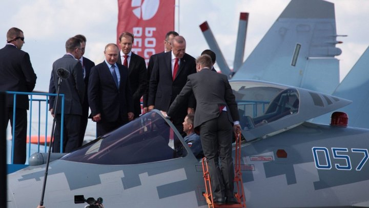 Москва выполнила главную задачу по истребителям для Турции: по крайней мере, на этот час - Борисов
