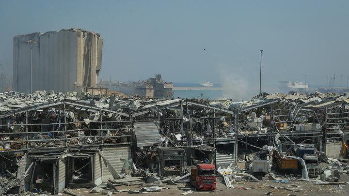 На Западе заговорили о русской бомбе в Бейруте