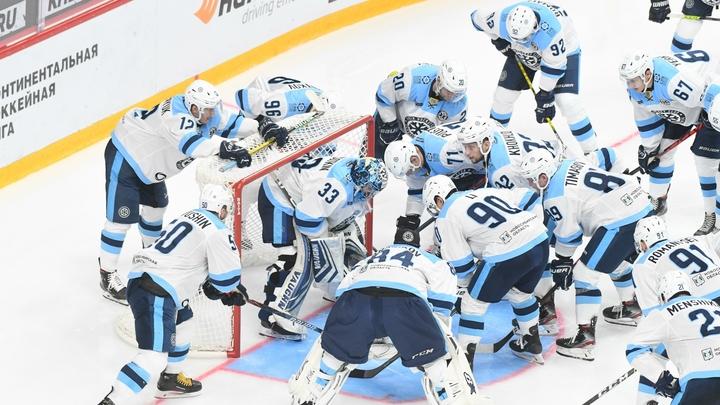 Абонементы на матчи хоккейной Сибири в сезоне 2021/22 подешевеют