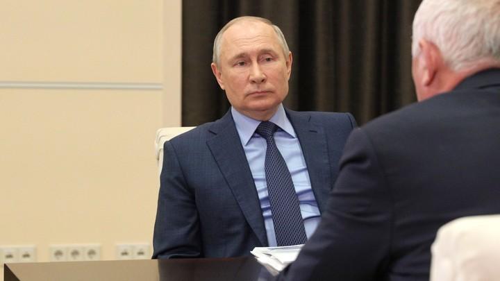 Лидеры ЕС испугались встречи лицом к лицу с президентом России