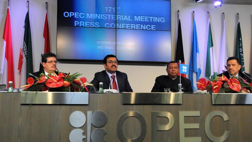 Стало известно оработе Российской Федерации иОПЕК над 20-летней сделкой