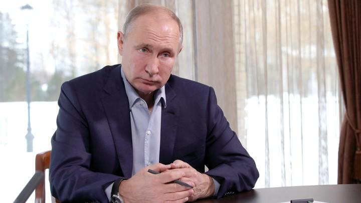 Особое обращение Путина на форуме в Давосе: Нас ждёт идеальный шторм - 2