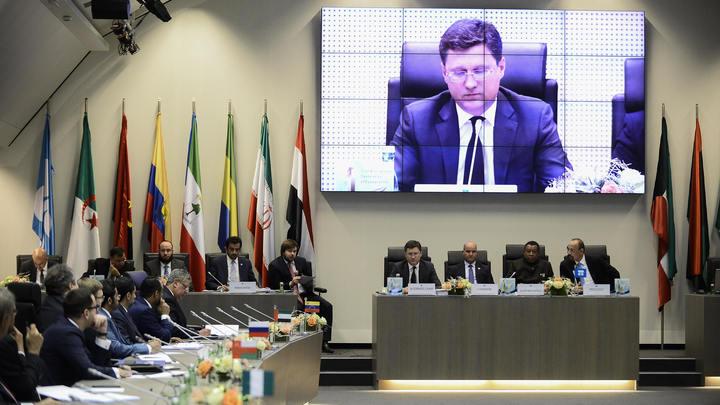 Новак: Россия в марте выполнила условия ОПЕК+ на 93,4%