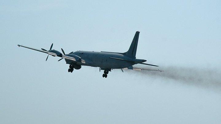 Япония поднимала свои истребители на перехват российского Ил-38