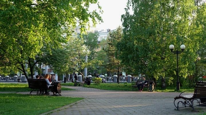 Следом за летними заморозками на Кузбасс обрушится 30-градусная жара