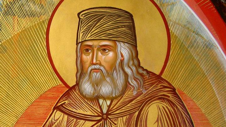 Преподобный Серафим Саровский. Православный календарь на 1 августа