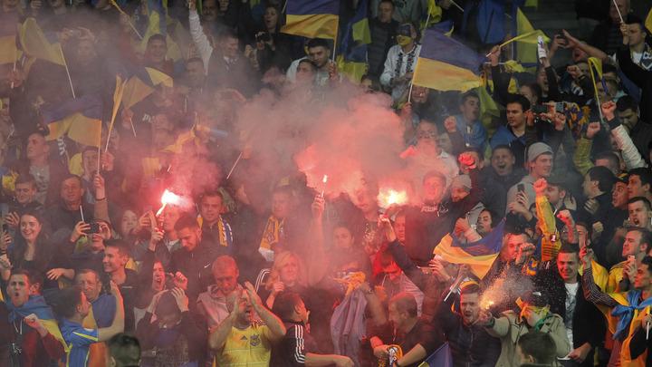 Получил достойный ответ в морду: Глава украинского футбола устроил дебош в VIP-ложе киевского стадиона