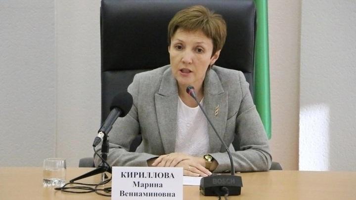 Понять и простить: Марина Кириллова добровольно сложила полномочия депутата