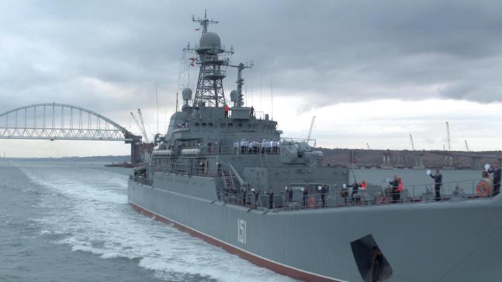 Быть ли войне за Азовское море: Мнения экспертов