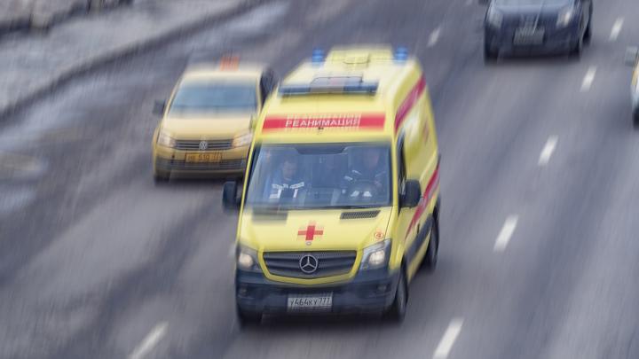 Шестилетний мальчик выпал из окна с шестого этажа в Екатеринбурге