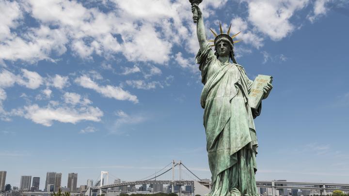 Жаба против гадюки: МОК требует от США избавиться от главного национального символа