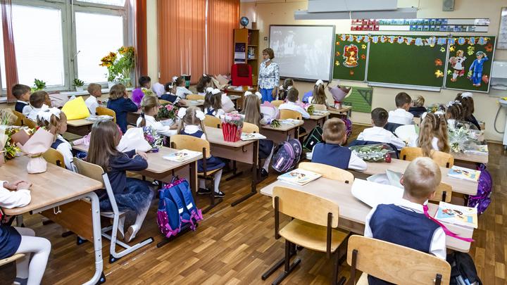 Новосибирские школьники продолжат учиться в одном классе с 1 сентября