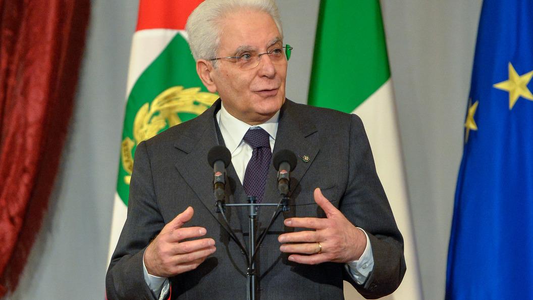 Президент Италии предложил Джузеппе Конте стать премьер-министром