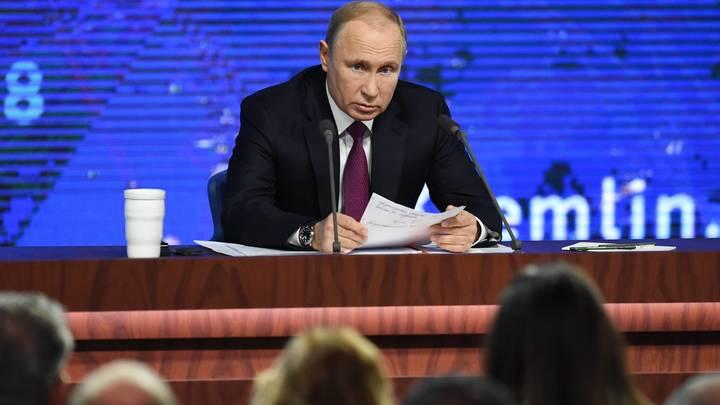 Отечественные спецслужбы - это опора нашего государства - Путин