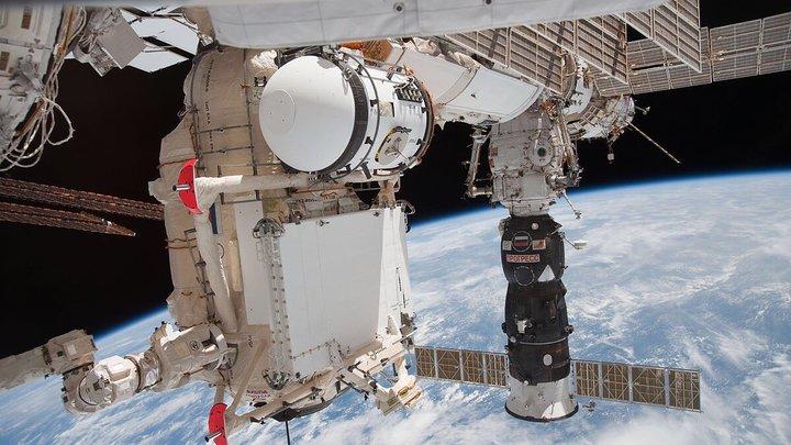 Российский космонавт сфотографировал Новосибирск с МКС