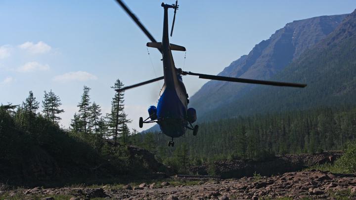Российский вертолёт сбили в Армении - источник