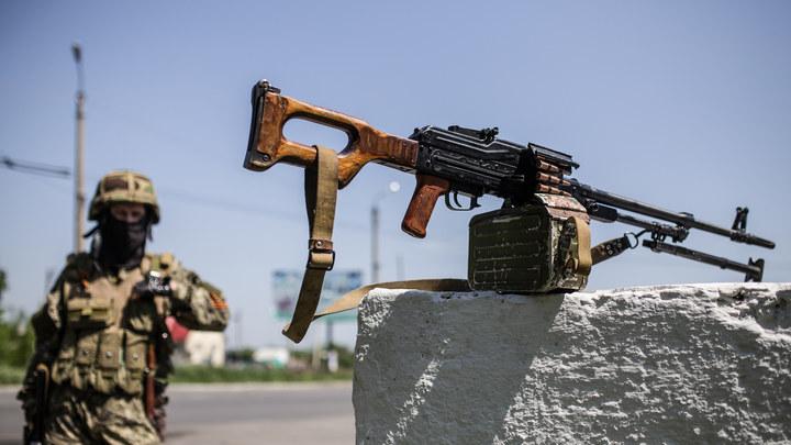 Вместо тысячи слов: Военнослужащие ДНР уничтожили огневую точку ВСУ под Донецком
