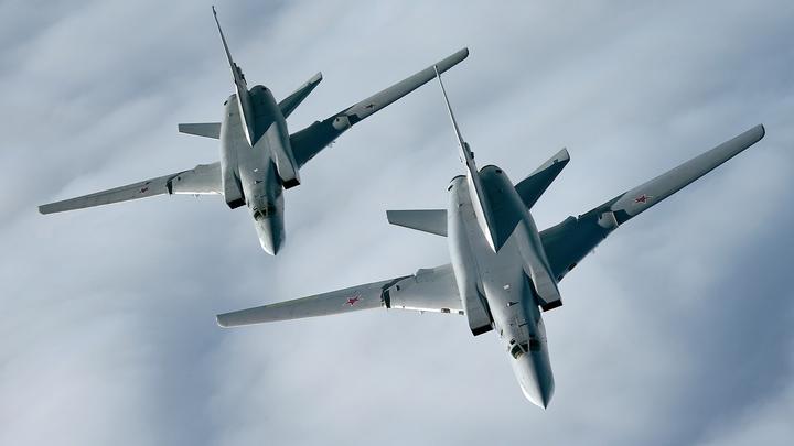 Истребители НАТО сопровождали российские Ту-22М3 над Балтийским и Норвежским морями
