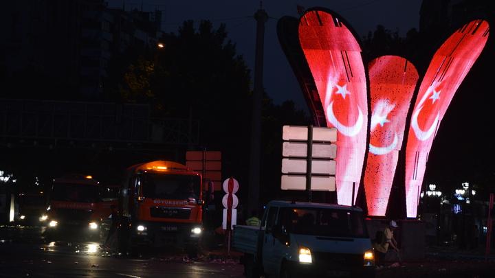 В Турции готовят задержание 360 подозреваемых в попытке госпереворота