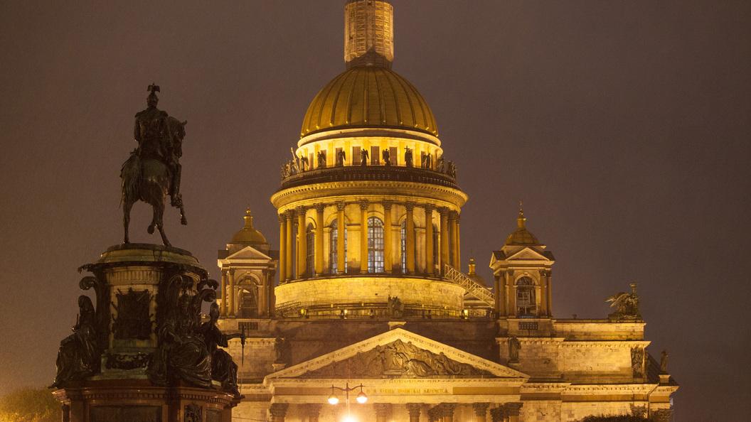 Передача Исаакиевского храма  РПЦ состоится вобозримом будущем— Митрополит Иларион