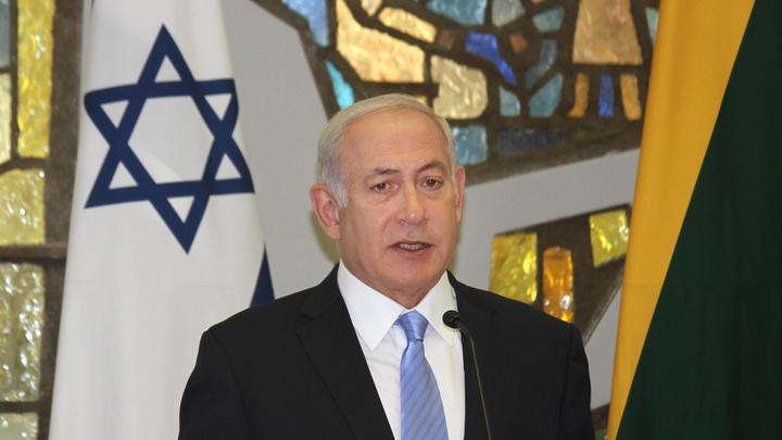 Нетаньяху рассказал о «двойной цели» визита в Москву главкома ВВС Израиля