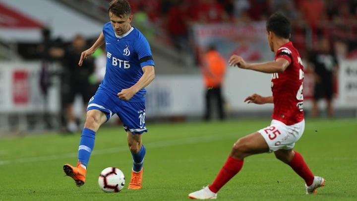 «Динамо» — «Спартак»: Бесконечные старые счёты