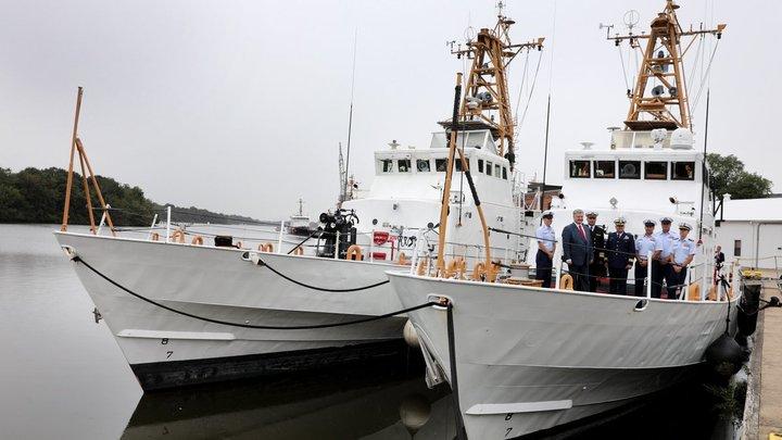 «Прослужат еще 30 лет»: Украина усилит «флот» в Азовском море списанными катерами США