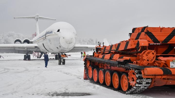 Всё идёт по плану: В трёх аэропортах Москвы задержали и отменили 60 рейсов - СМИ