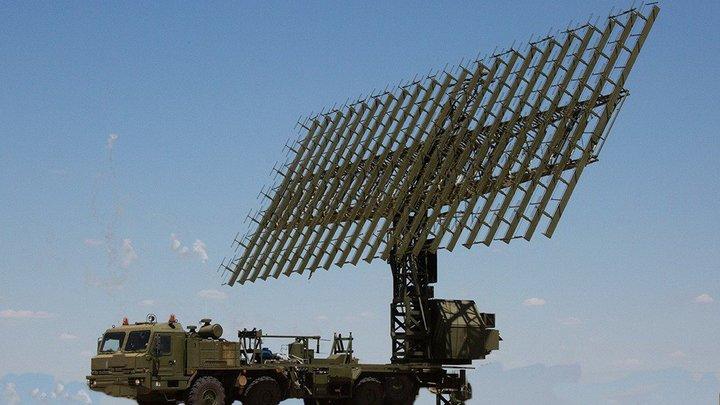 Русская радиолокационная станция в Калининграде накроет всю Европу