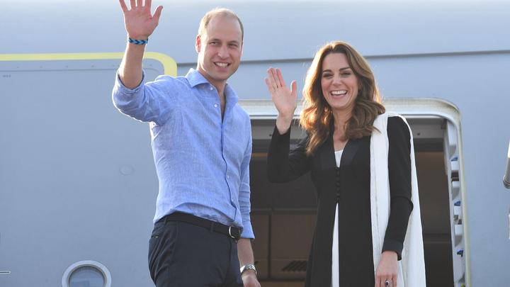 Принц Уильям за границей заключил с будущей женой негласное личное соглашение