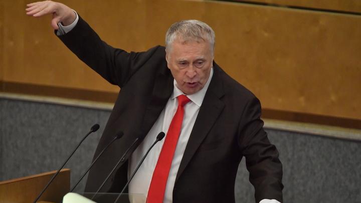 Байден будет биться в судорогах: Жириновский предсказал уничтожение армии Украины за час