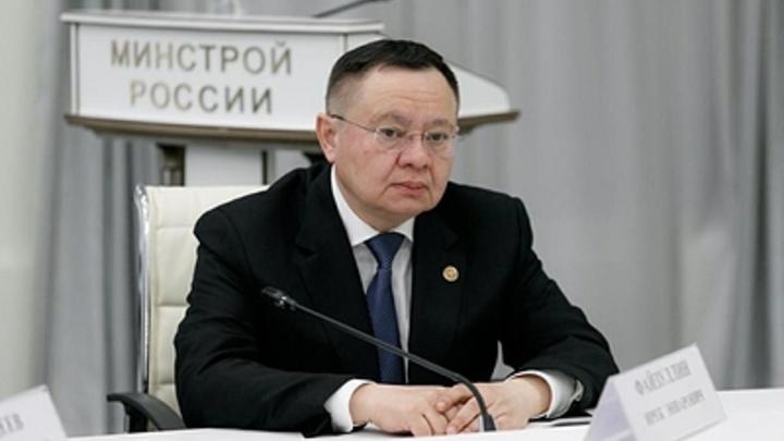 Министр строительства России Файзуллин подчеркнул системность ЧС на Дальнем Востоке