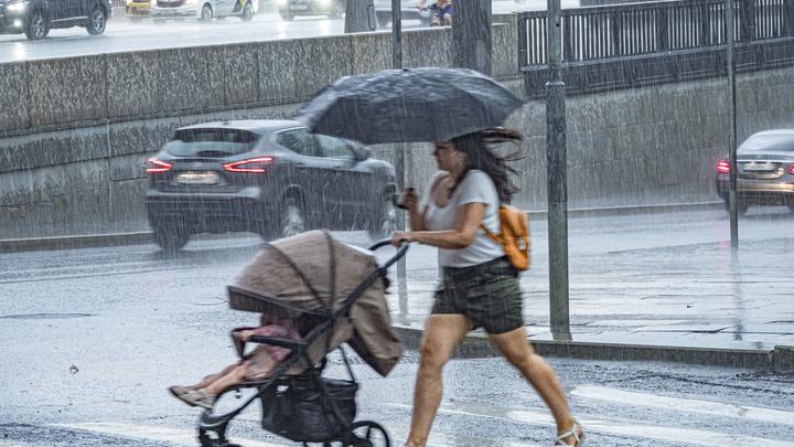 В Краснодарский край на смену жаре придут дожди и похолодание