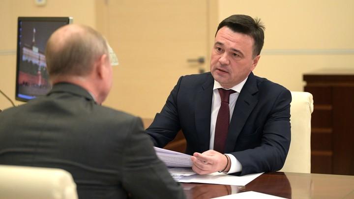 Я запомнил: Путин поймал на слове Воробьёва, пообещавшего решить проблему