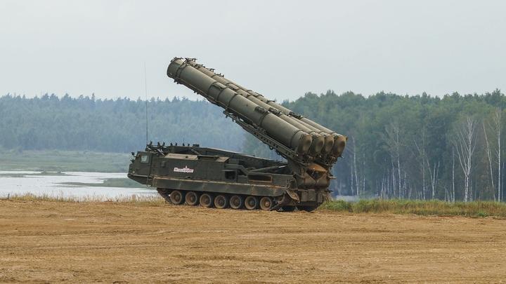 Триумф присмотрит за небом в Крыму