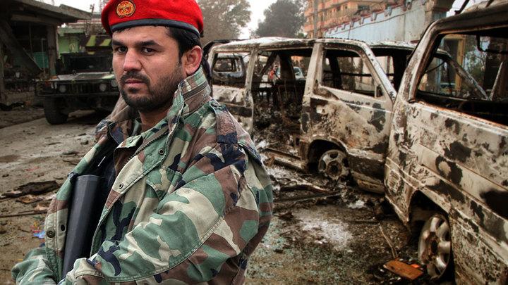 США в Афганистане встали в трагическую позу