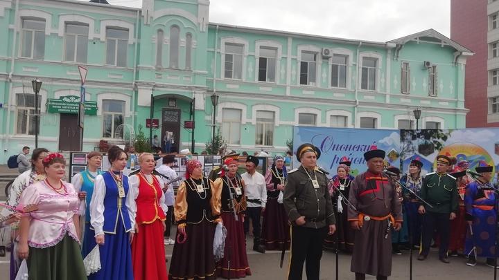 Фестиваль Люди и Солнце в Чите: фоторепортаж в национальных цветах