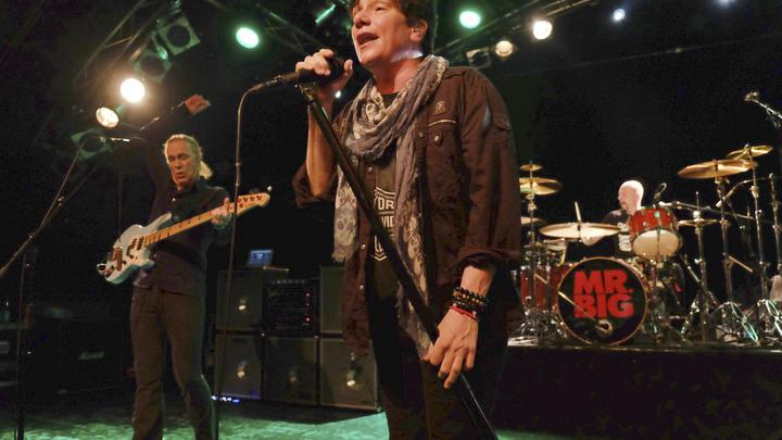 Болезнь унесла жизнь одного из основателей рок-группы Mr. Big