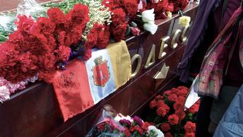 Пепел Одессы стучит в сердце Москвы