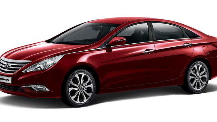 Hyundai озвучил цены на новый седан Sonata