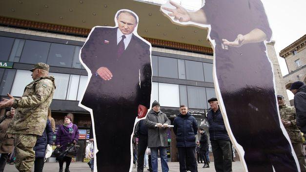 Скверна недели: Путина обнаружили в Киеве, а США наносят ядерный удар по России