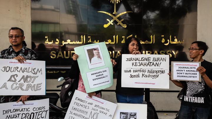 Под гнетом улик: Саудовская Аравия призналась, что оппозиционный журналист убит