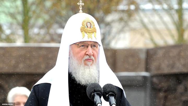 Патриарх Кирилл: Терешкова явила многим людям пример духа, силы и отваги