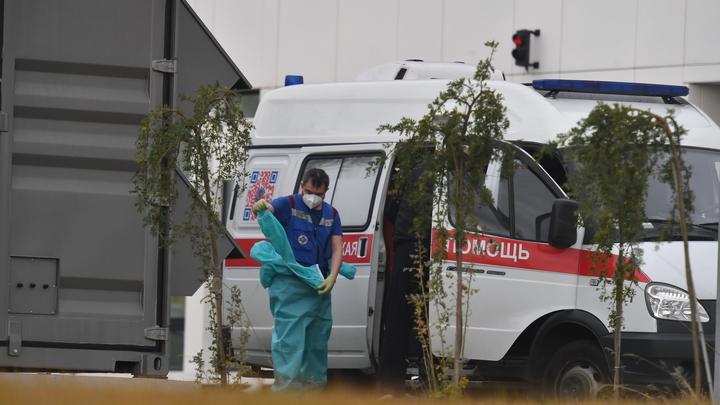Туберкулёз? Езжай домой - вот тебе билет: В Новосибирске больного высадили из скорой прямо на улице