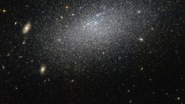 Космологи: Вселенную уничтожит бозон Хиггса