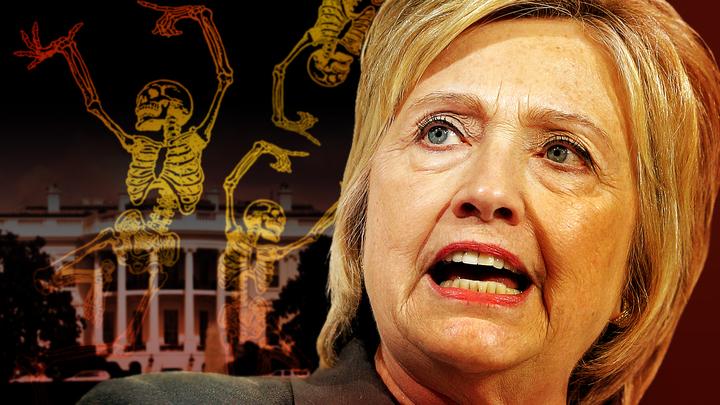 Кровавая Хиллари: 5 загадочных убийств, связанных с Клинтон