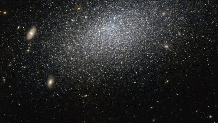Ученые обнаружили следы кислорода в 13 миллиардах световых лет от Земли