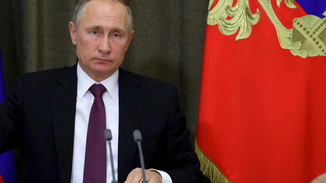 Государство рассчитывает напомощь Церкви вобразовании, воспитании, поддержке семьи— Путин